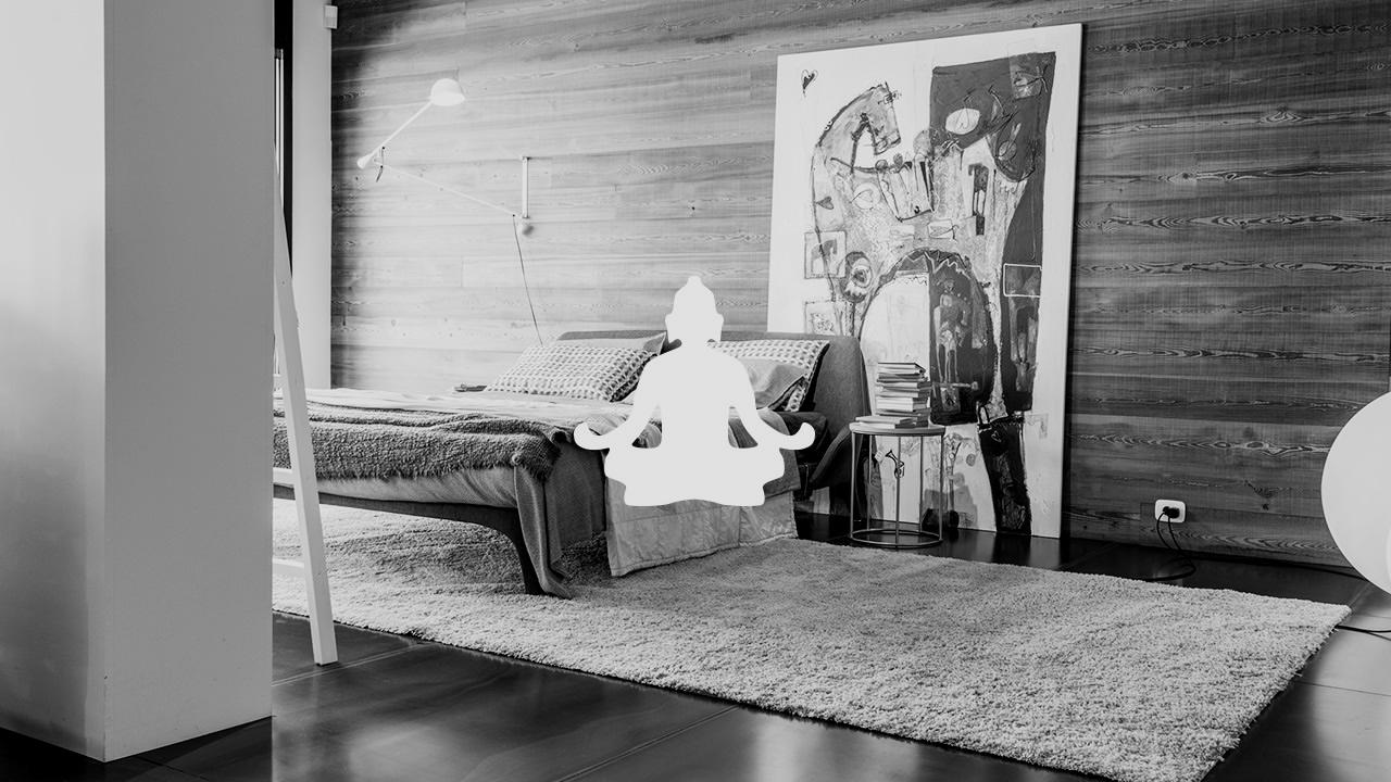 Phoenix Ottoman bed White finish