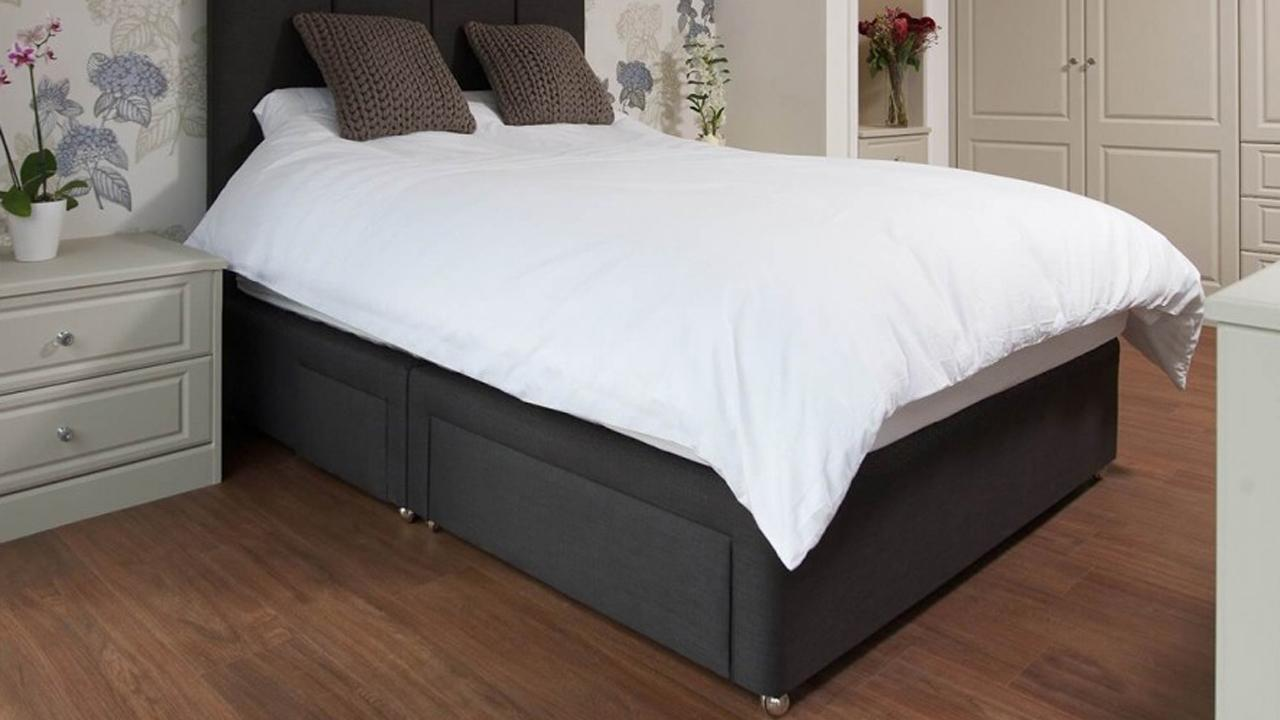 Firm top bed