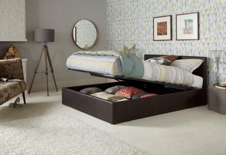 Ottoman lifting bed