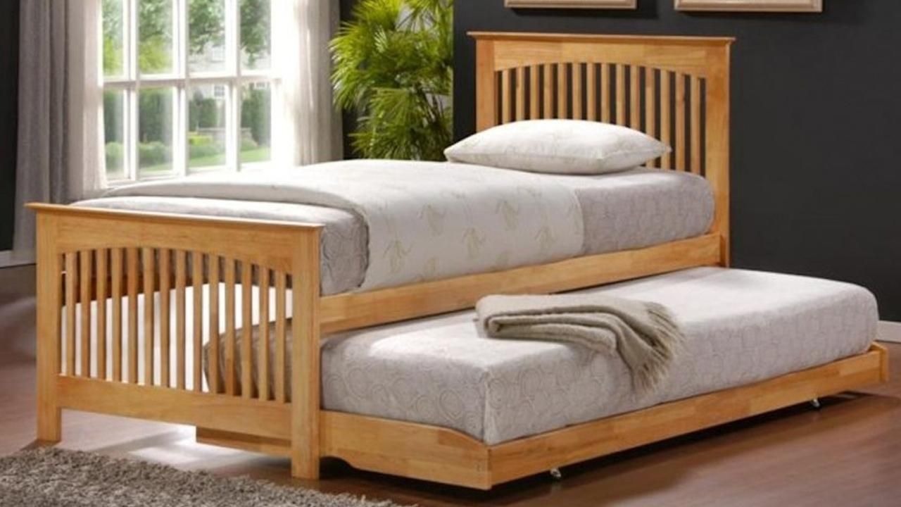 Pull out guest bed