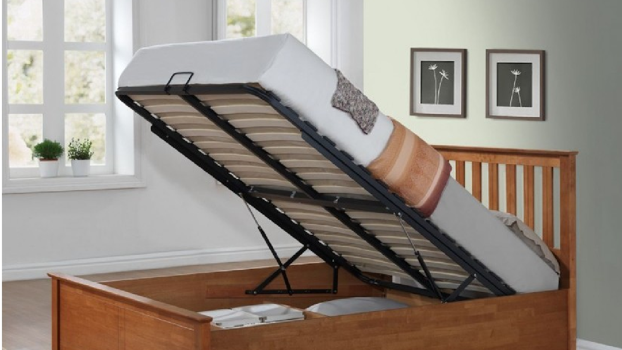 Picture of: Ask The Guru What Is An Ottoman Bed Bed Guru
