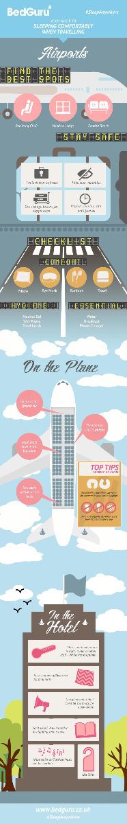 Sleep anywhere tips