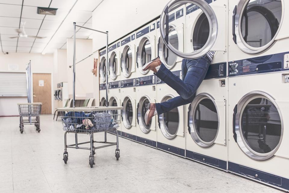 Washing rooms