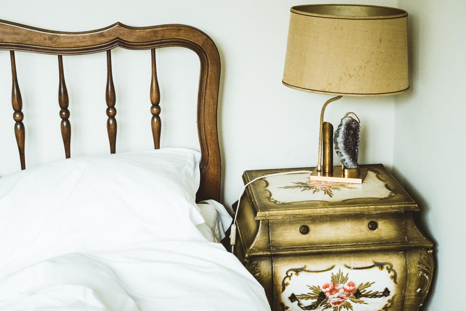 custom sized bed for antique bed frame