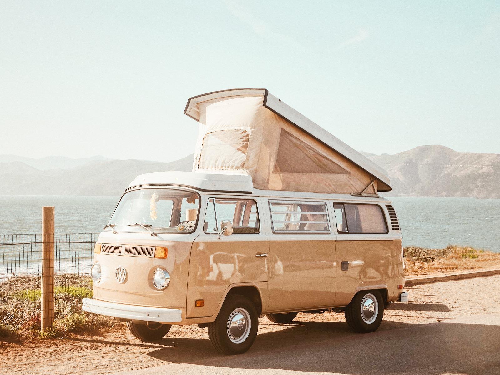 custom sized bed for campervan