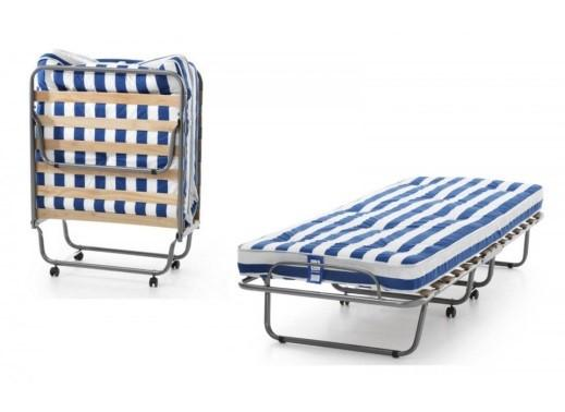Fold away guest bed