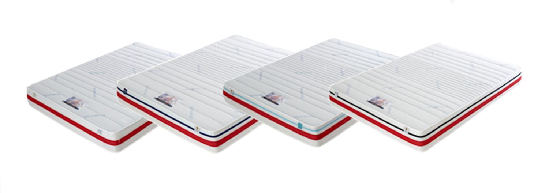 Sports mattress