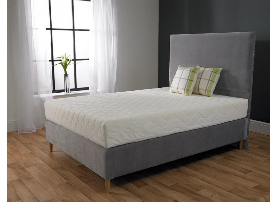 Upholstered divan bed